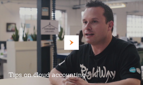 Tips on cloud accounting