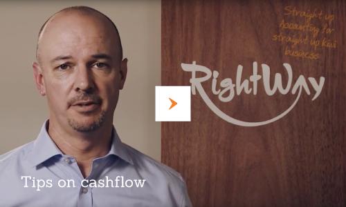 Tips on cashflow