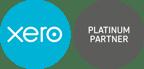 Xero Platinum Partner logo