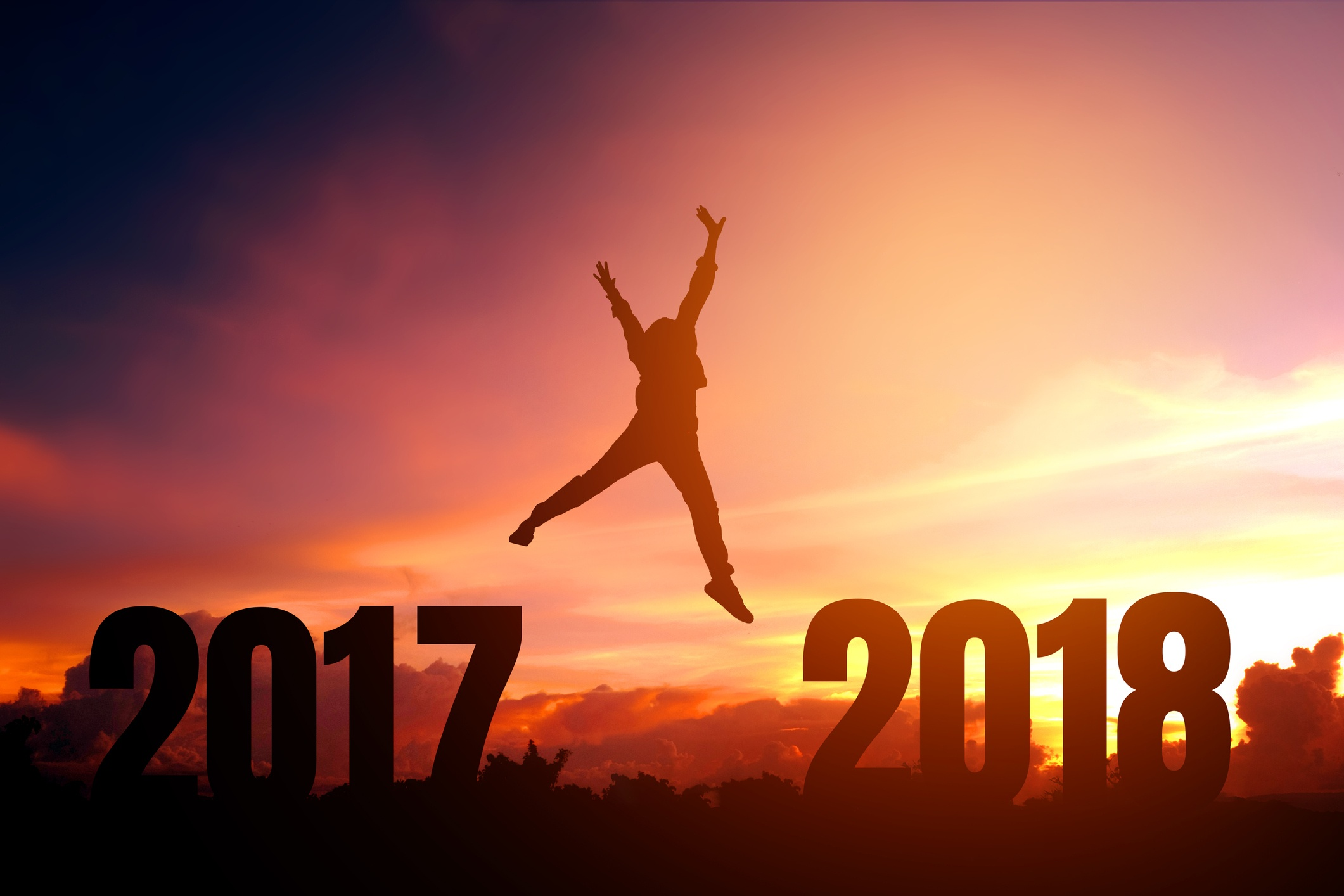 2018 is your year to succeed - if that is your choice!