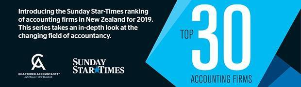 Top 30 accounting firms in New Zealand 2019